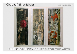 Out of the Blue  at Zullo Gallery